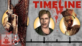 The Silent Hill Game Series Timeline | The Leaderboard