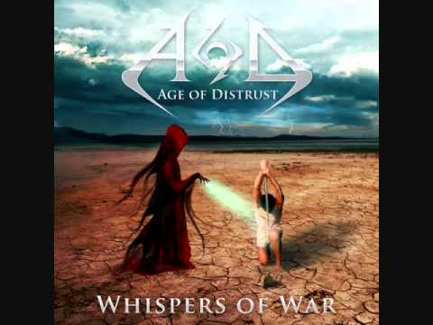 Age Of Distrust - 'Whispers of War' EP - Retribution