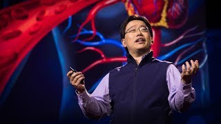 A Simple New Blood Test That Can Catch Cancer Early | Jimmy Lin