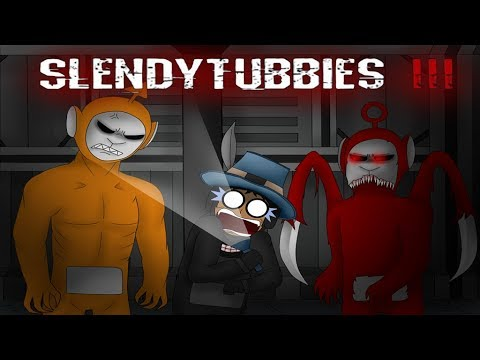 Regresan Los Gritos de Macho!!! D`X (Slendytubbies 3)_Creepy Nightmare.