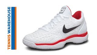 Nike Zoom Cage 3 Clay Men's Tennis Shoes video