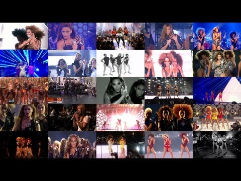 Tribute to Beyoncé - Single Ladies (Put A Ring On It)