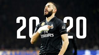 Karim Benzema 2020   The Most Underrated Striker | Skills & Goals | HD