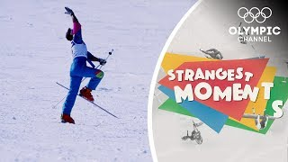 Ski Ballet & Rope Climbing - Forgotten Olympics Part II | Strangest Moments