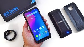 Doogee S95 Pro First Look & Hands-on Review