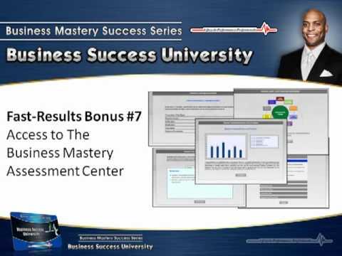 VIctor Holman – Business Success University