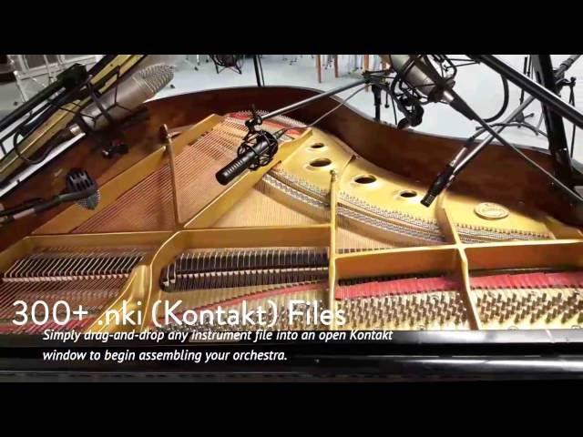Versilian Studios VSCO 2: Pro Edition (Chamber Orchestra 2) - Alternative Video trailer