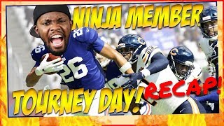 Crazy Championship Games Go Down To The Wire! (Ninja Member Regs Tournament)
