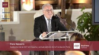 Jornada sobre el Permiso por Puntos – Ponencia de Pere Navarro