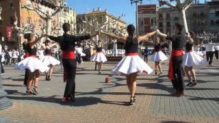 Colla Xàldiga - Balaguer 2015 - Sardana