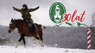 Film do artykułu: Konie w Bieszczadzkim...