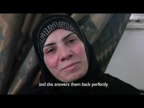Syrian refugee women in Lebanon