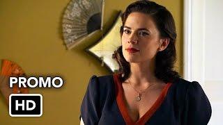 Chris Harrison: Agent Carter staring Hayley Atwell, James D'Arcy, Chad Michael Murray Dir. David