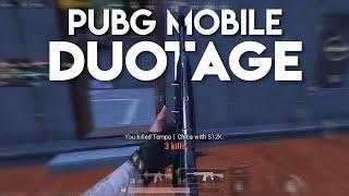 PUBG Mobile | Duotage | 5 Finger