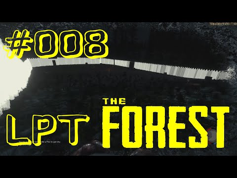 THE FOREST [HD] #008 - LPT - Der Mauerbau ★ Let's Play Together The Forest