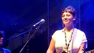 Angel Olsen - High & Wild [Live at St. Jerome's Laneway Festival, Brisbane - 31-01-2015]