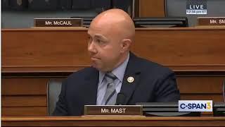 United States Representative from Florida Brian Mast