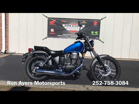 2019 Suzuki Boulevard S40 in Greenville, North Carolina - Video 1