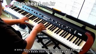 타이거JK(Tiger JK) - Reset 피아노 연주(Cover)(후아유 학교2015 ost)