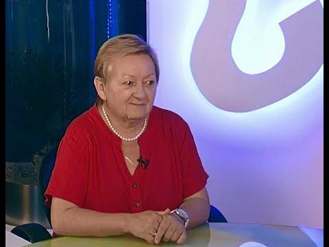 Валентина Кобзарь, член Союза журналистов России