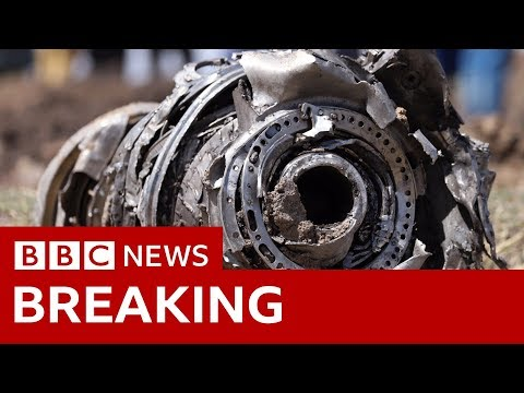 Download Ethiopian Airlines: 'No Survivors' On Crashed Boeing 737 - BBC News HD Mp4 3GP Video and MP3