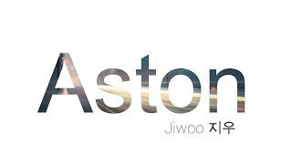 JIWOO (지우) - Aston (Lyrics Video)