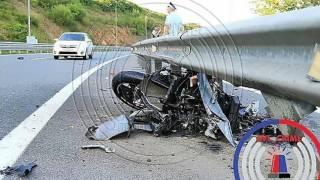 Monika 9422  a.k.a. Olga Pronina fatal accident aftermath slideshow