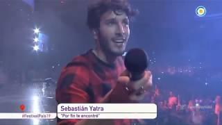 SEBASTIAN YATRA - Devuélveme El Corazón/Por Fin Te Encontré - FULL HD EN VIVO ( Villa María)