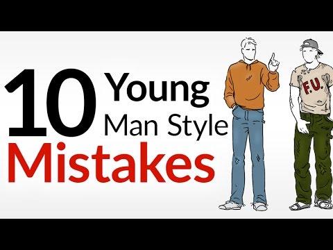10 Lỗi Thời Trang Người Trẻ Hay Mắc Phải