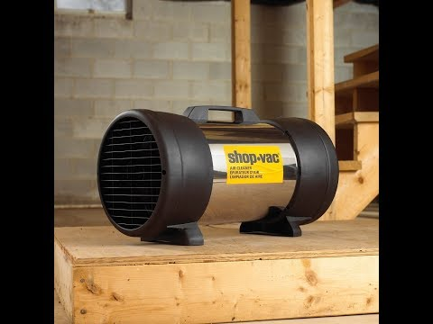 Shop Air Filtration