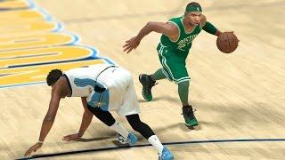 NBA 2K17 My Career - Got Mudiay Leaning Twice! PS4 Pro 4K