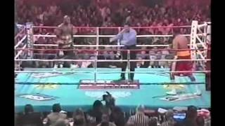 James Toney vs Rydell Booker Part 1