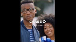 Chase Bank Commercial with The Property Brothers- Brandon Brown