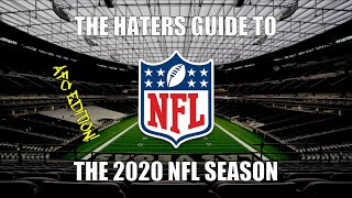 The Haters Guide to the 2020 NFL Season: AFC Edition