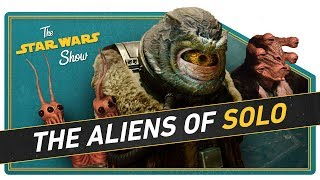 Solo's Aliens Come to Life and Athena Portillo Joins the Resistance - Video Youtube