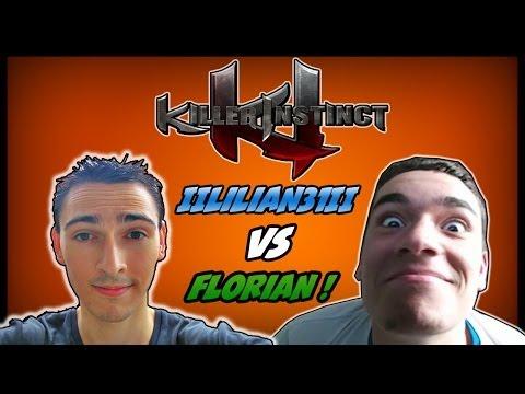Killer Instinct - IILilian31II Vs Florian le Vaillant !