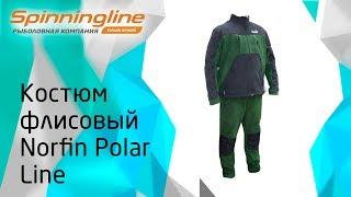 Флисовый костюм для зимней рыбалки