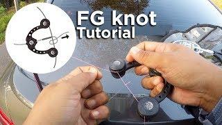 fg knot assist tool - TH-Clip