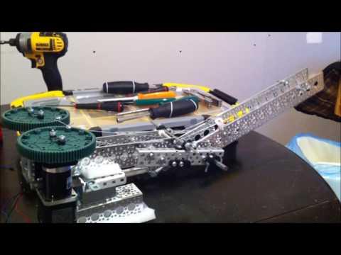 Anthropomorphic Robot Arm V2 - Stepper Motor Upgrade