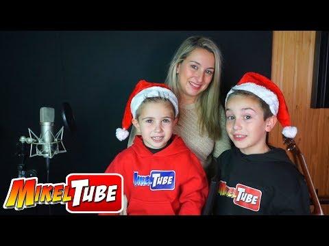 Villancico Solidario de Navidad en MikelTube