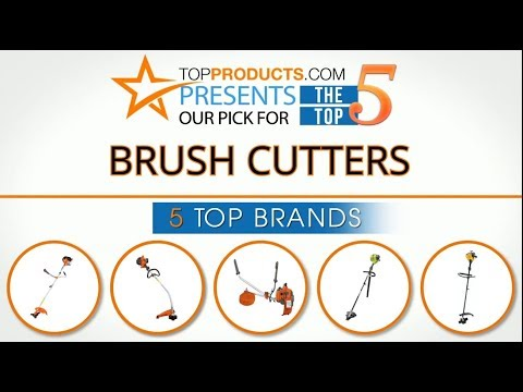 Best Brush Cutter Reviews 2017 – How to Choose the Best Brush Cutter