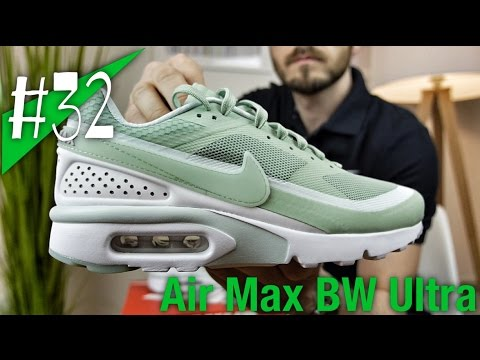 #32 - NIKE AIR MAX BW ULTRA - Review/on feet - sneakerkult