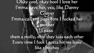 Young Thug - Danny Glover WITH lyrics