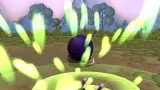 Venonat  - (Pokémon) - Venonat made in Spore Creature Creator