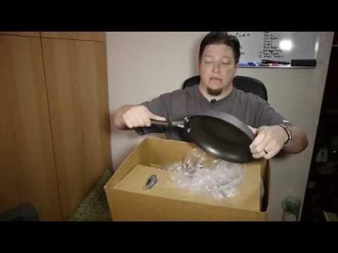 Simply Calphalon 10 Piece Pan Set Unboxing + Bonus Pan - BroBryceCooks