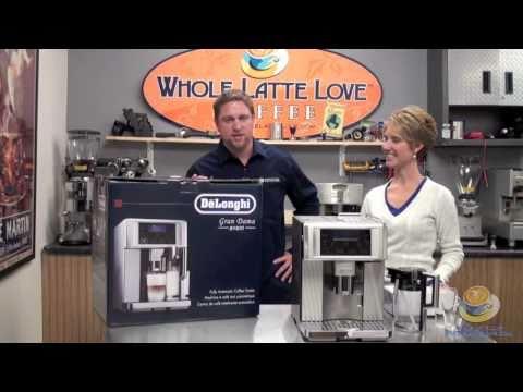 DeLonghi GranDama 6700 Superautomatic Espresso Machine