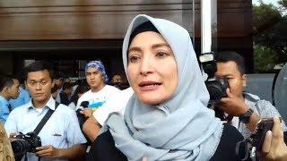 Sambil Menangis Inneke Koesherawati Bersyukur Suaminya Hanya Divonis Penjara 2 Tahun 8 Bulan