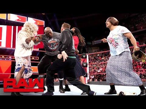 Bobby Lashley ends Sami Zayn's disrespectful hoax: Raw, May 21, 2018