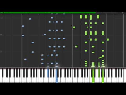 Yoshi's Island - Athletic Theme (Synthesia) // Tom Brier Mp3
