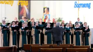 preview picture of video 'Sacrosong 2014 Pułtusk - Chrystusowi cześć i chwała'